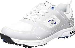 Stuburt Golf SBSHU1126 Mens XP II Dri-Back Waterproof Microfibre Comfort Spiked Golf Trainer Shoes