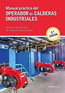 Manual práctico del operador de calderas industriales 2.ª