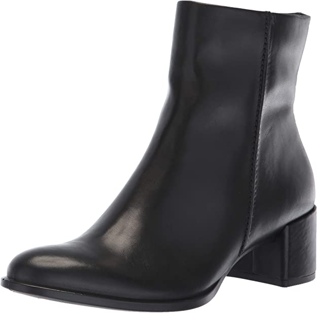 ECCO Shape 35 Block Ankle Boot, Botines Mujer