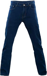 Toocool - Jeans Uomo Pantaloni Imbottiti Pile Felpati Foderati Regular Fit H001