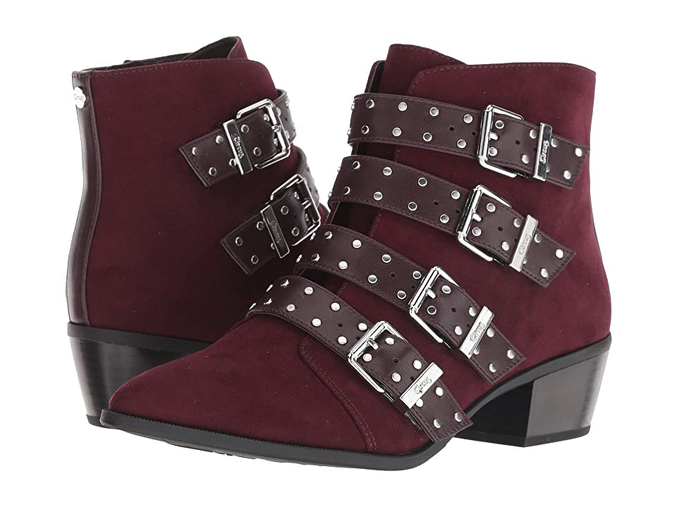 Circus by Sam Edelman Hutton (Deep Burgundy Microsuede) Women