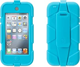 Griffin Survivor with Belt Clip for 5th gen. iPod Touch, Pool Blue