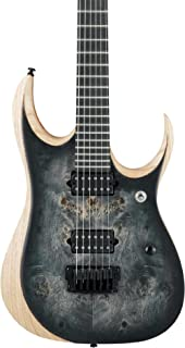 Ibanez RGD Iron Label RGDIX6PB - Surreal Black Burst