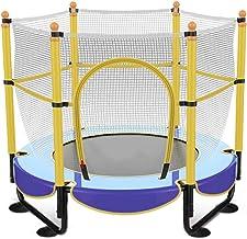 Trampoline Met Behuizing, Gemakkelijk Te Monteren, Indoor Trampoline Voor Kinderen, Trampoline Indoor Outdoor, Trampoline ...
