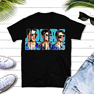 Jonas Sucker Summer Vibes We-Love-You Brothers Big-Fans-Music Band T-shirt, Gift For Big Fans Unisex T-shirt - Premium T-shirt - Hoodie - Sweater - Long Sleeve - Tank Top