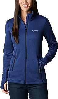 Columbia Women's Park View Grid Fleece Full Zip