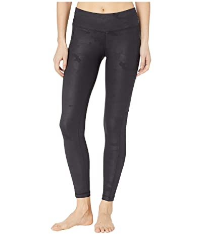 Hard Tail High-Waist 7/8 Pocket Leggings (Black) Women