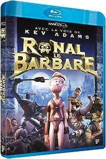 Amazon Fr Ronal Le Barbare