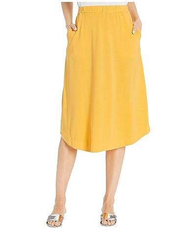 Fresh Produce Long Avery Skirt (Mango Yellow) Women