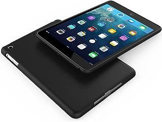 SENON iPad Mini/Mini 2 / Mini 3 Case Slim Design Matte TPU Rubber Soft Skin Silicone Protective Case Cover for Apple iPad Mini 1 / Mini 2 / Mini 3,Black