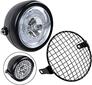 Best motorcycle headlight grille Reviews