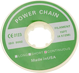 AZDENT Dental Orthodontic Power Elastic Chain Continuous Size