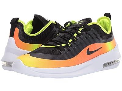 Nike Air Max Axis Premium (Black/Black/Volt/Total Orange) Men