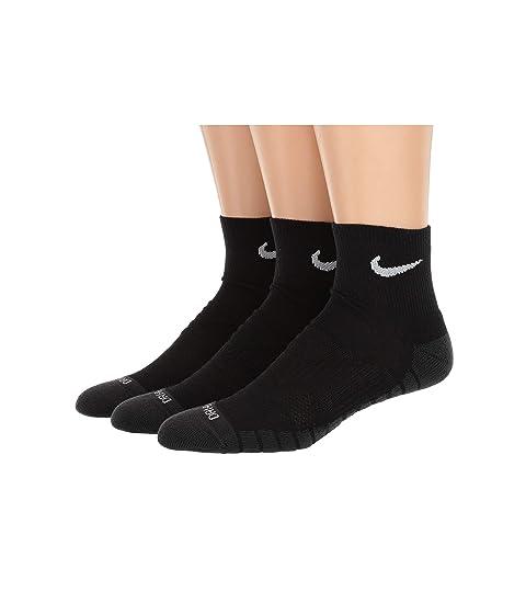 new style 972f4 4d237 NikeDry Cushion Quarter Training Socks 3-Pair Pack
