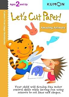 Best let's cut paper amazing animals Reviews