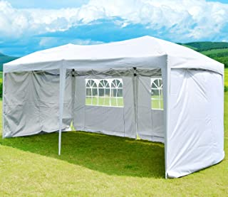 outdoor party canopies