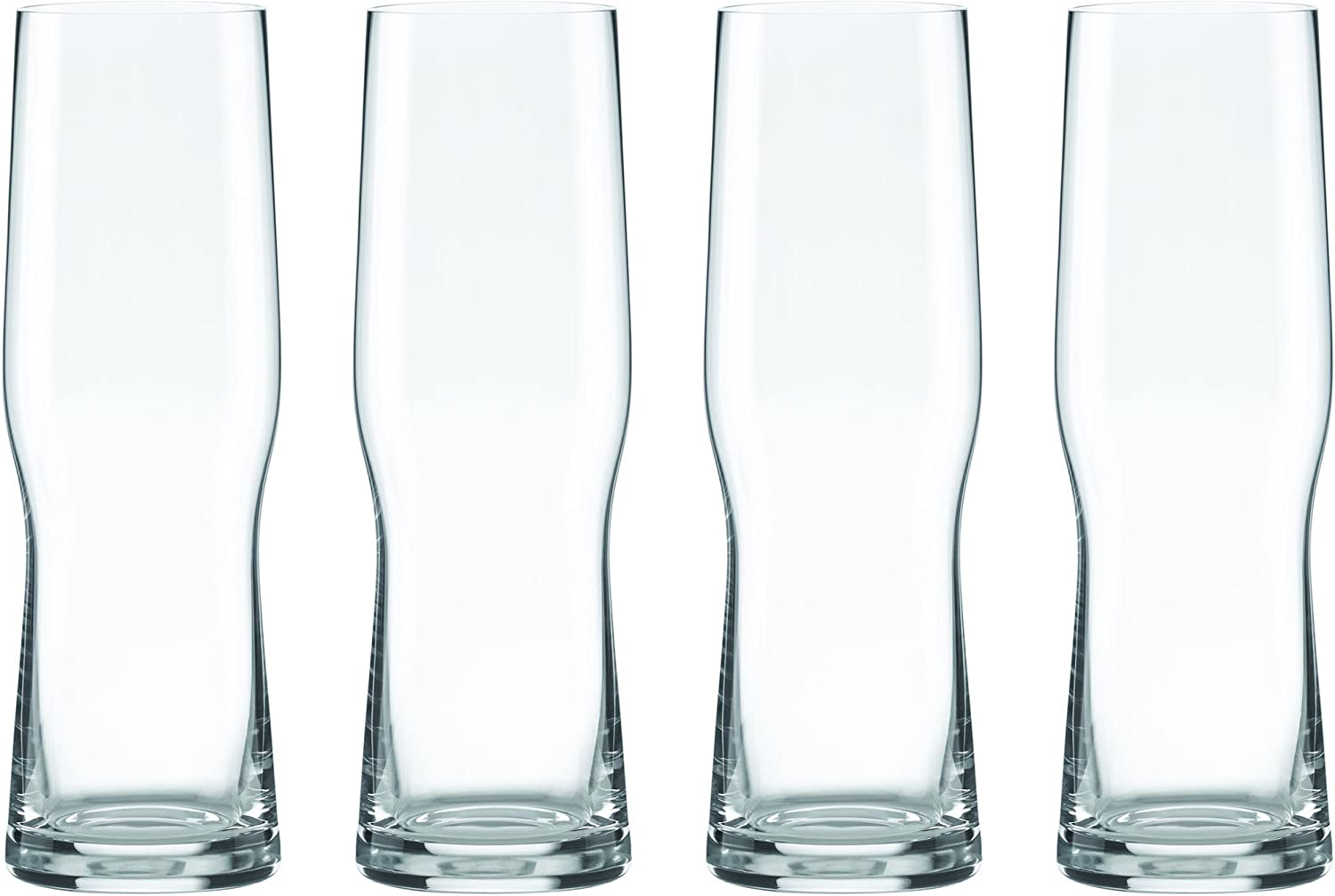 Lenox Tuscany Classic Craft Beer Glass, Clear, Set of 4