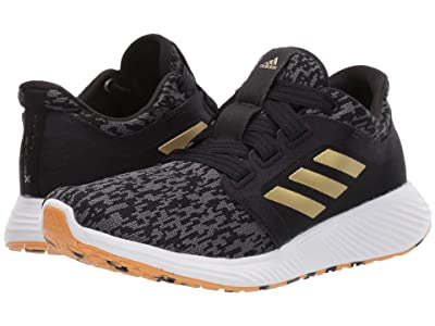 adidas Running Edge Lux 3 (Core Black/Gold Metallic/Footwear White) Women