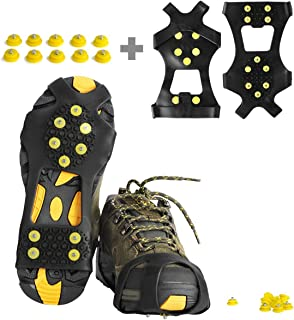 spare spike ice cleats