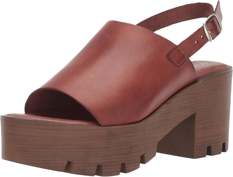 Musse Musse Musse och Cloud kvinnor Taiki Heeled Sandal  unik form