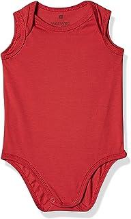 Body Tradicional Em Malha Malwee Kids, Vermelho, criança-unissex, P
