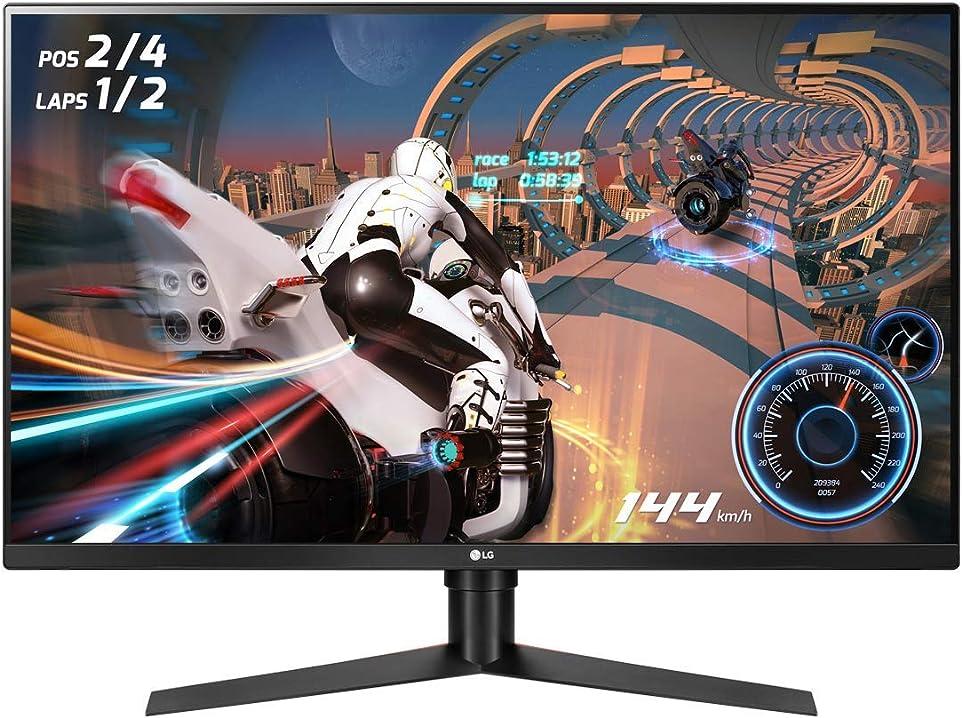 Monitor pc lg 32gk850f ultragear gaming monitor 32