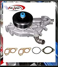 SCITOO Gaskets Water Pump AW5104 fits for 1999 2000 2001 2002 2003 2004 2005 2006 GMC 4.8L 5.3L 6.0L OHV VORTEC Engine
