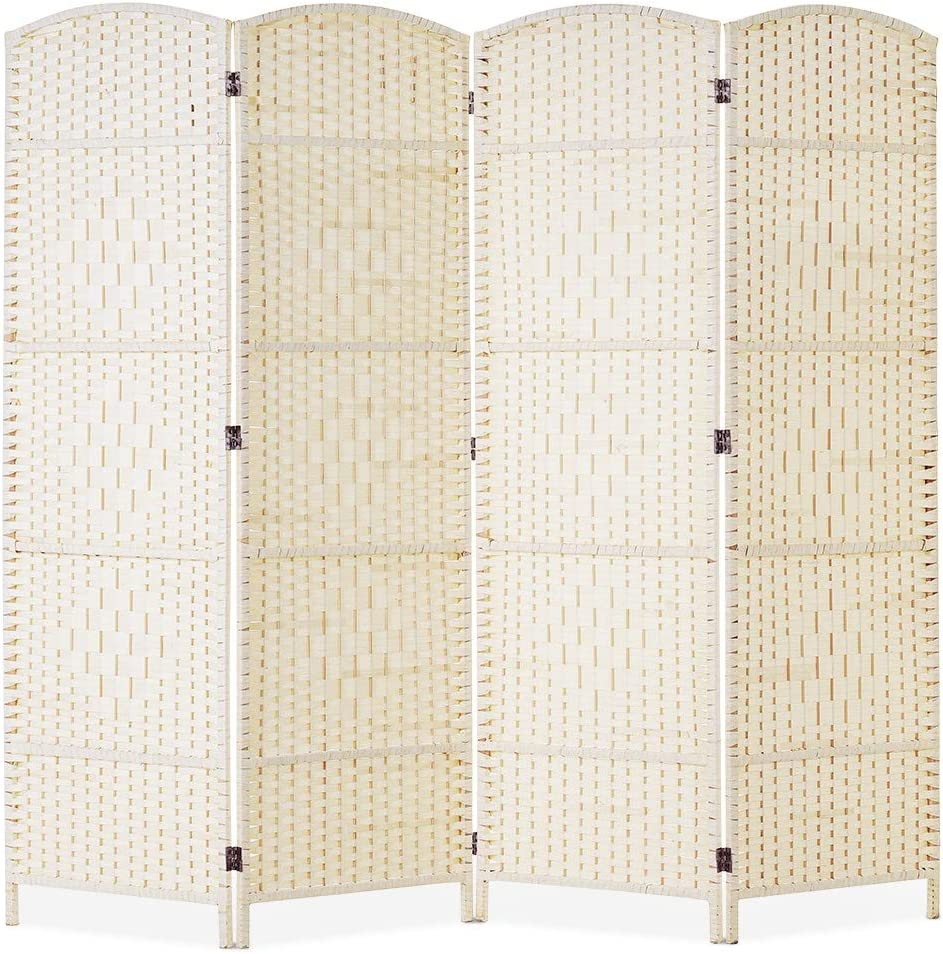 Corelax Room New color dividers Department store 6 ft. Wide Privac Tall Freestanding Extra