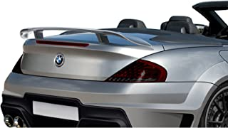 Aero Function Replacement for 2004-2010 BMW 6 Series M6 E63 E64 2DR AF-2 Trunk Spoiler (GFK) - 1 Piece