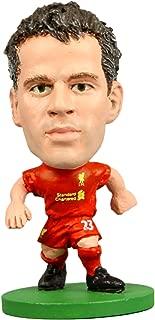 SoccerStarz Liverpool FC Jamie Carragher Home Kit