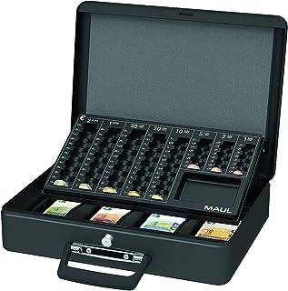 Maul 5631690 Caisse à monnaie Noir