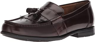 Men's Denzel Moc Toe Kiltie Tassel Slip-On Loafer