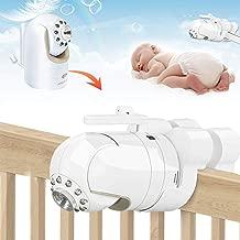 ZSPENG Infact Optics DXR-8 Mount, Portable Baby Monitor Mount, No Need Assemble(Infant Optics DXR-8 Not Included)