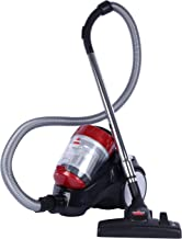 Bissell Corded Clean View Multi Cyclonic Vacuum Cleaner-Red - 1994K