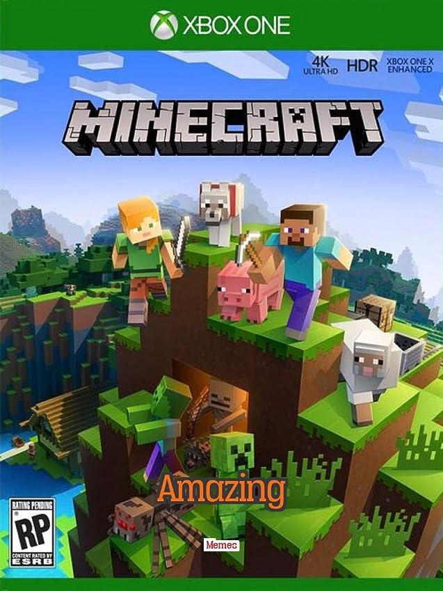 治療抵抗ベジタリアンThe Full Memes of Minecraft (English Edition)