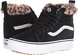 (MTE) Black/Leopard Fur