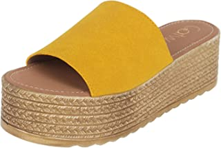 Catwalk Women's Espadrille Flatforms