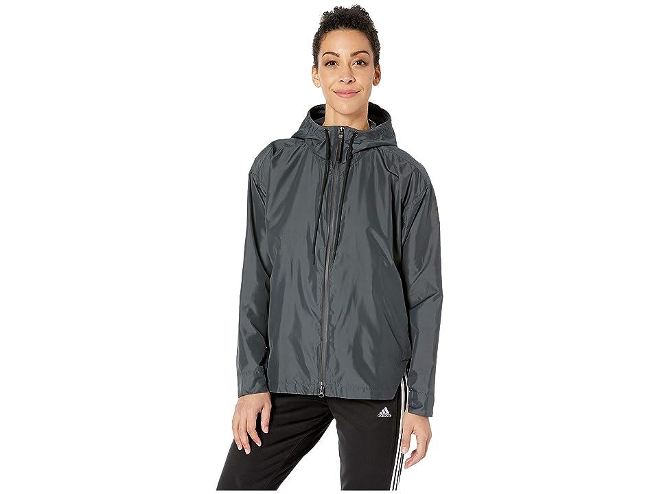 adidas Outdoor Urban Climastorm Jacket (Carbon) Women