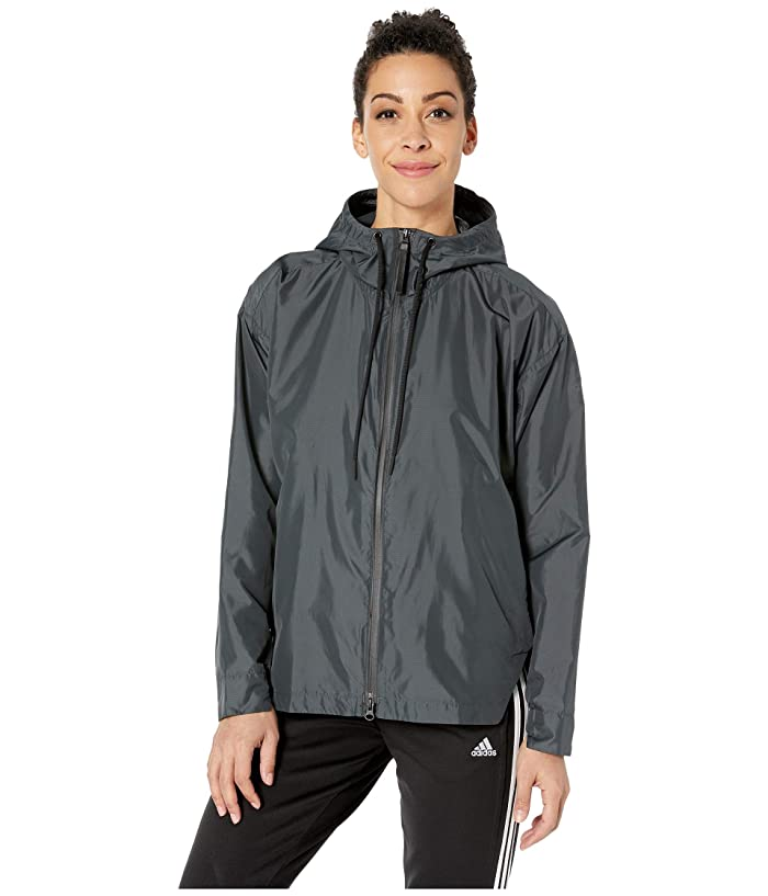adidas Outdoor Urban Climastorm Jacket (Carbon) Women