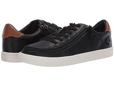 BILLY Footwear Sneaker Lo (Black/White) Women