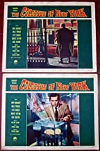 THE COLOSSUS OF NEW YORK -ORIGINAL 1958 LOBBY CARD #2/3 POSTER- ROBOT MONSTER