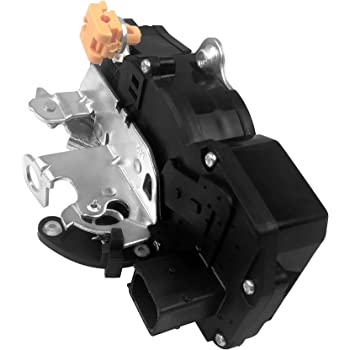 Fit Chevrolet Silverado 1500 Door Lock Actuator Latch Passenger Side 25876388 US