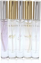 Trish Mcevoy The Power of Fragrance Pen Spray Holiday Collection - Sexy 4, No. 9, 11 Wisteria Iris, Gold 9, 100