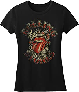 Rolling Stones Tattoo You Tour Black Youth T-Shirt
