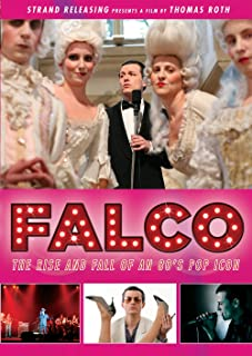 Falco: the Rise & Fall of An 80s Pop Icon