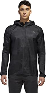 Men's Running Response Graphic Hooded Wind Jacket