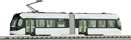 Kato N KA CENTRAM 9000, Weiß