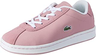 Lacoste Masters 119 1 Fashion Shoes, PNK/Off WHT