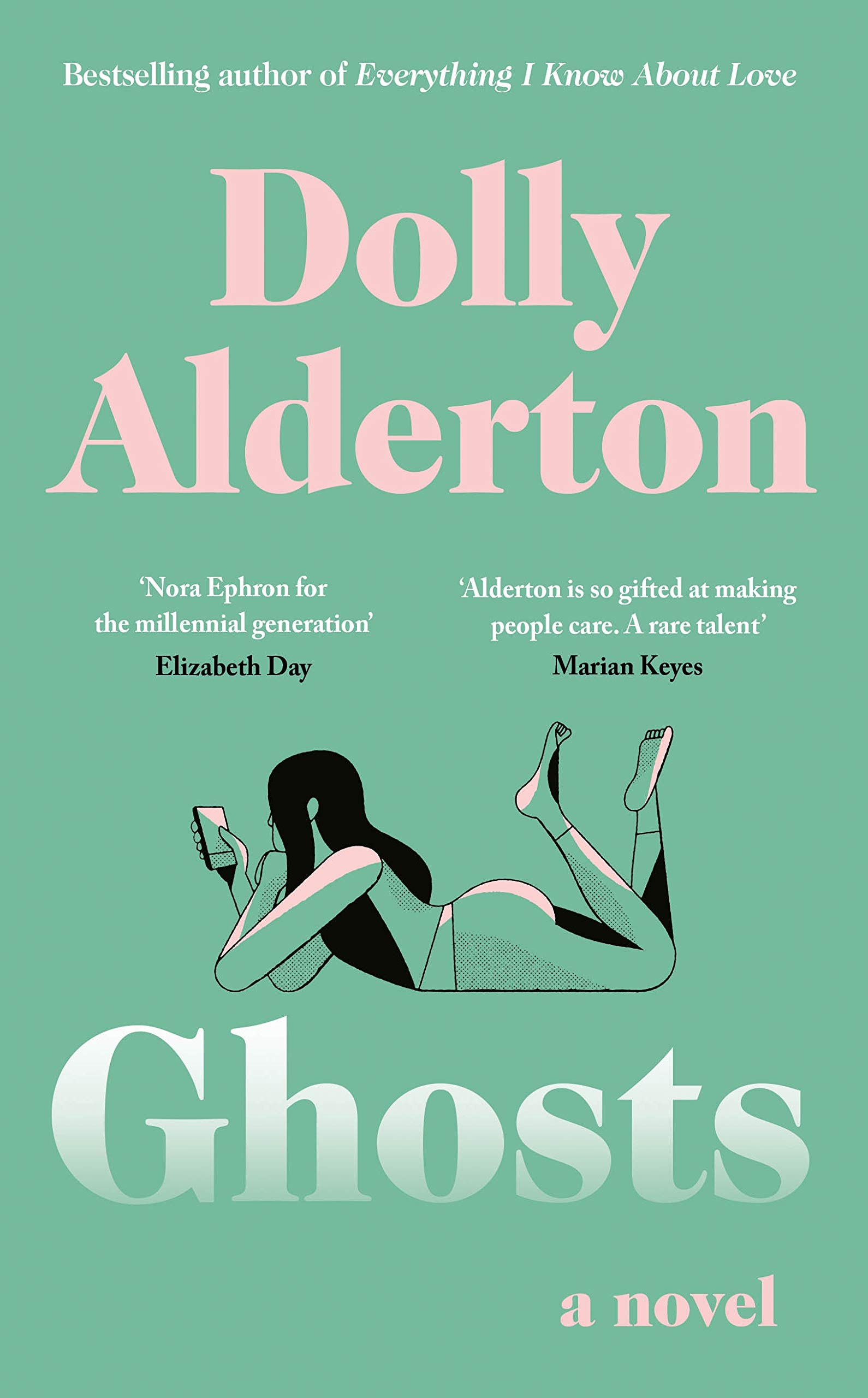 Ghosts: The Top 10 Sunday Times Bestseller: Amazon.co.uk: Alderton, Dolly:  9780241434543: Books