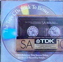 TDK's Ultimate Guide to Recording From CD's